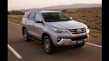 Toyota SW4 também será produzido na Indonésia; SUV chega ao Brasil em 2016