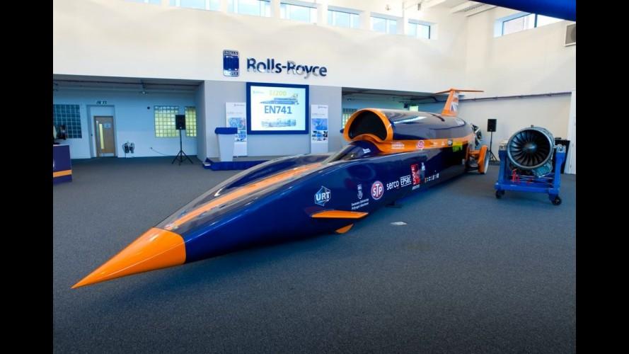 Carro mais rápido do mundo (de 135.000 cv!) estará em SP em novembro