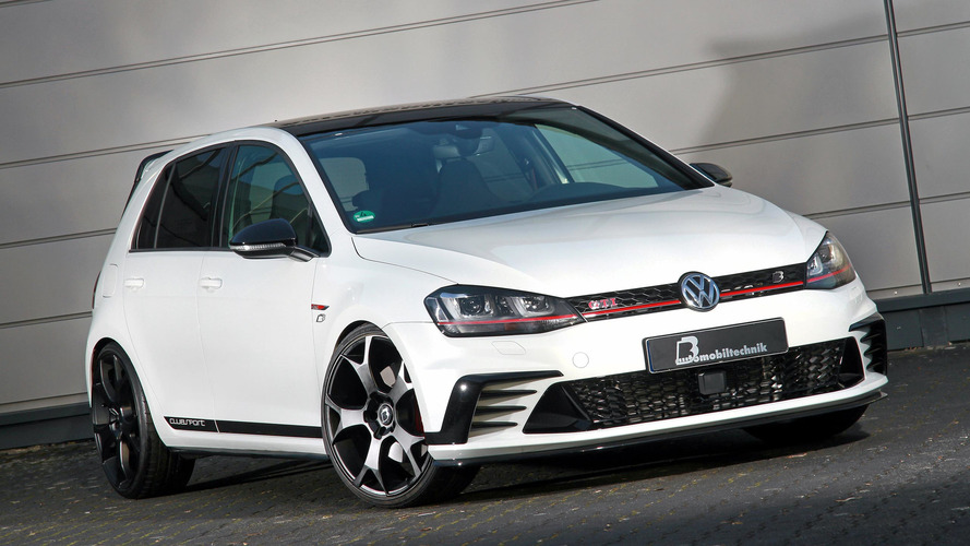 Tuning - B&B Automobiltechnik booste la Volkswagen Golf GTI Clubsport S à 480 chevaux !