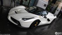Ferrari Aperta - First delivery