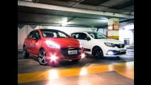 Teste CARPLACE: Peugeot 208 GT Vs. Sandero RS, qual a receita mais apetitosa?