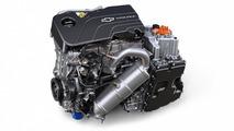 2017 Chevrolet Volt motoru