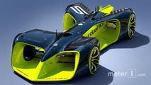 Roborace-Michelin anlaşması