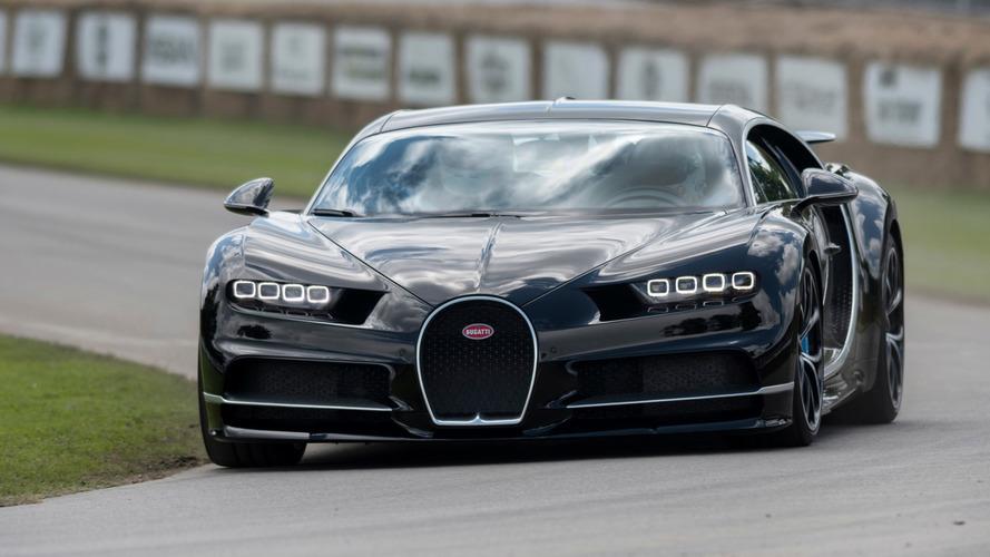 Vídeo - The Grand Tour supera 450 km/h com Bugatti Chiron