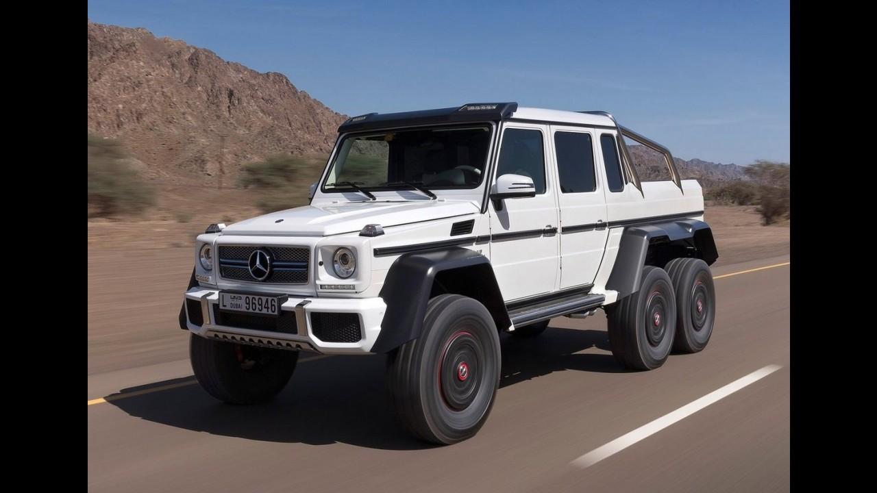 Mercedes volta atrás e diz que nova picape poderá ser oferecida nos EUA
