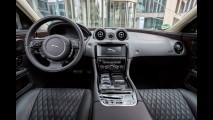 Jaguar XJ restyling 2015