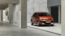 2012 Toyota Aygo facelift unveiled [video]