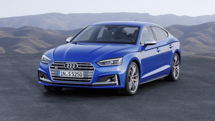 Nouvelles Audi A5 et S5 Sportback - En route pour Paris !