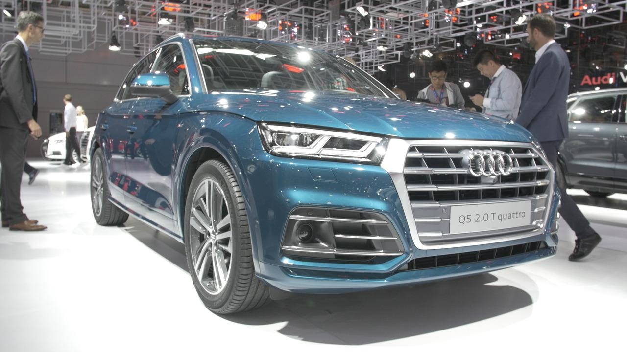 2017 Audi Q5 - Paris Video
