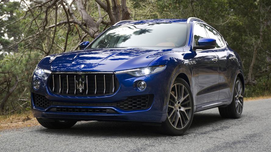 El Maserati Levante toma la tecnología híbrida de un monovolumen