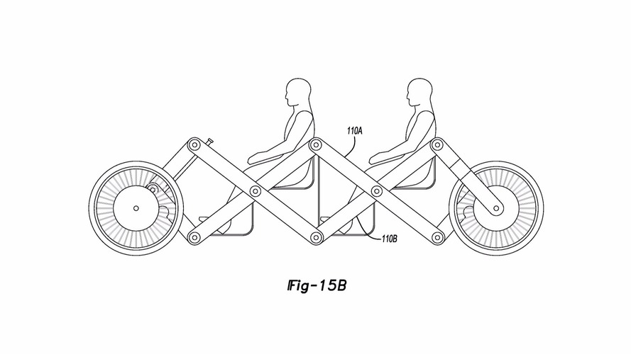 Ford az maliyetli katlanabilir otomobilin patentini aldı