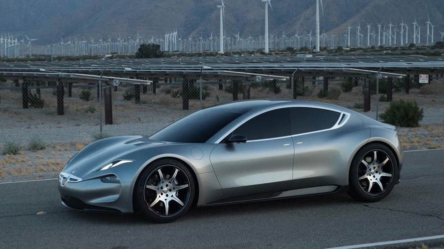 Fisker eMotion To Debut At CES In January