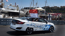 Honda Clarity à Monaco