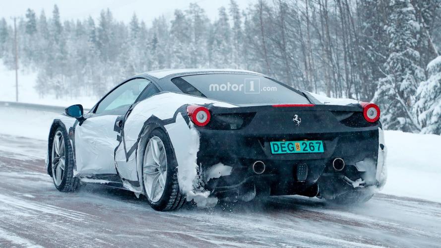 Track-Focused Ferrari 488 GTO Due 2018 With 700 HP?