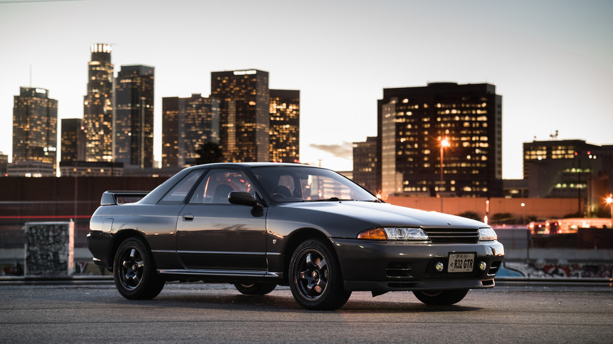 Pristine 1989 Nissan Skyline R32 GTR Could Fetch $60K [47 Photos]