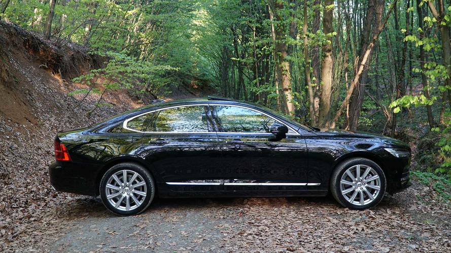 2017 Volvo S90 İncelemesi   Neden Almalı?