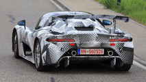 Dallara Road Car Spy Pics