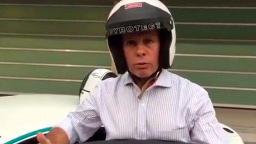 """Doria elogia pista de Abu Dhabi: """"É um exemplo para Interlagos"""""""