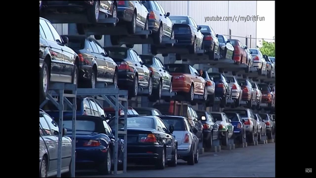 BMW Geri Dönüşüm Süreci