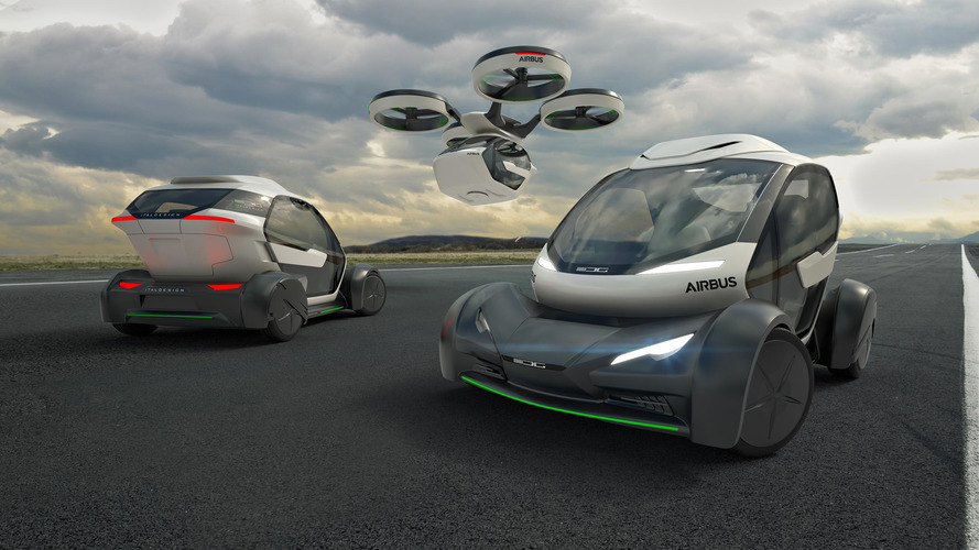Men More Excited For Flying Cars Than Women, Survey Says