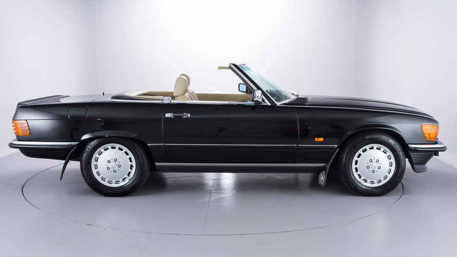1989 Mercedes-Benz 500SL for sale
