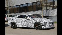 Erwischt: AMG GT Viertürer