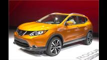 7. 2017 Nissan Rogue Sport: $159 A Month