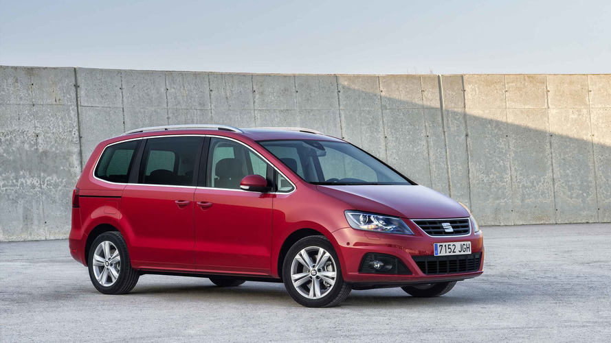 2017 Seat Alhambra Review