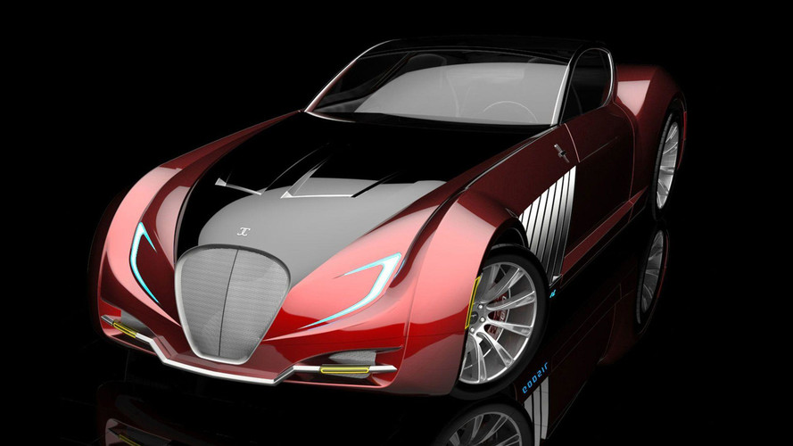 Godsil, Manhattan V16 ultra lüks coupe tanıtıldı