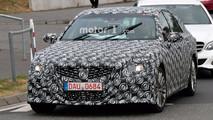 Lexus GS 2018 fotos espía