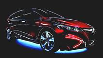 Honda Stream Hyper Sport Concept Vehicle