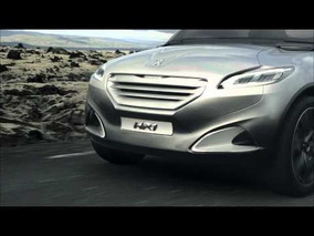 Peugeot Concept-car HR1 - Filme de Imprensa