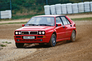 Execs Are Allegedly Begging for a New Lancia Delta Integrale
