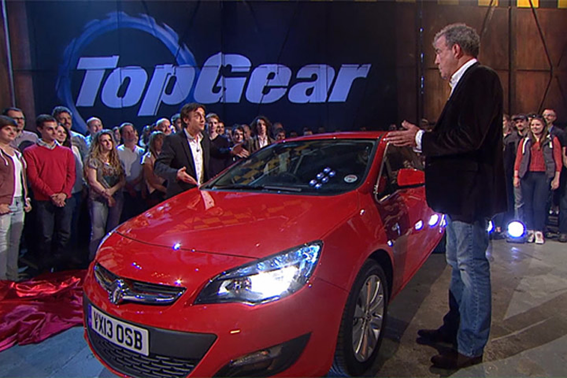 "Charity Selling the Top Gear ""Reasonably Priced Car"" on eBay"