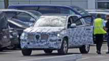 2018 Mercedes GLE spy photos