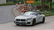BMW Z5 Spy Shots from Germany