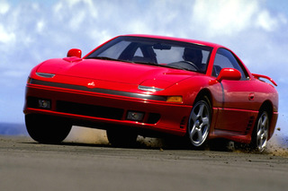 Mitsubishi 3000GT May Return as Evo Replacement