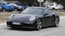 2015 Porsche 911 Turbo Facelift spy photo