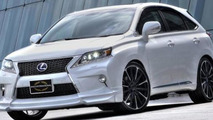Lexus RX F SPORT by Wald International