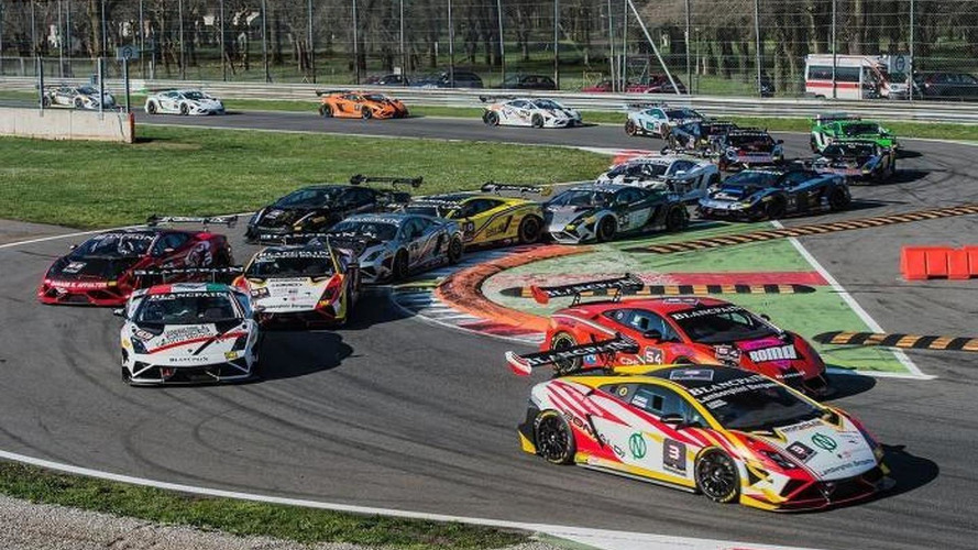Lamborghini opens enrollment into the Blancpain Super Trofeo Series, costs $17,500