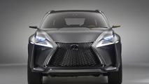 Lexus LF-NX mid-size crossover concept