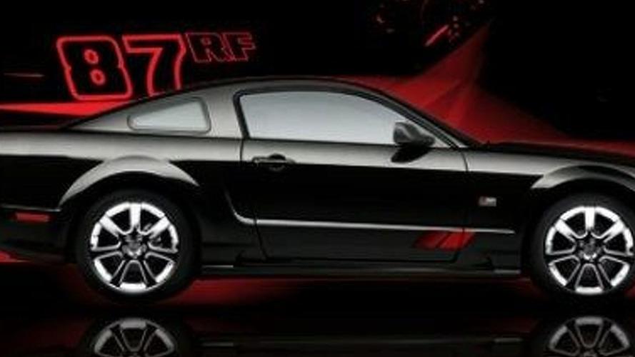 2008 Saleen S281 RF Revealed
