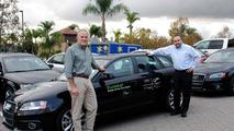 Audi A3 TDI Eureka! Diesel Drives the Future