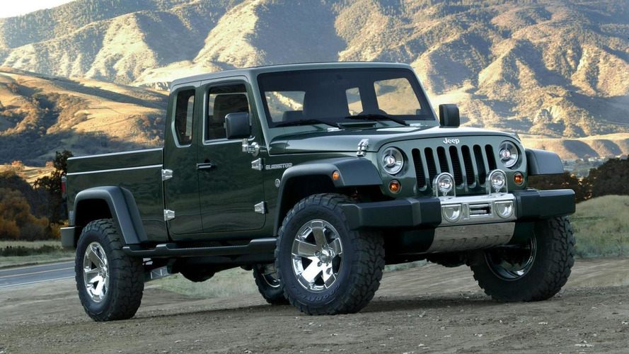 Jeep Wrangler-based pickup in the works, could arrive in 2018