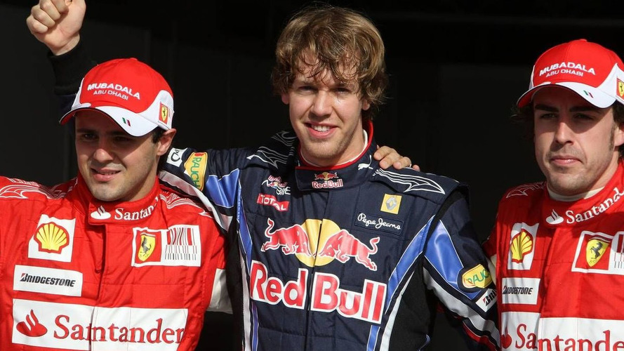 Vettel takes pole in Bahrain, says it is 'big surprise'