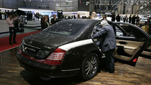 Maybach Zeppelin: First Video Showcases Luxuries