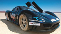 Keating TKR Seeks 'Fastest Car in the World' Title