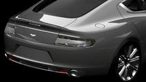 Aston Martin Rapide production version