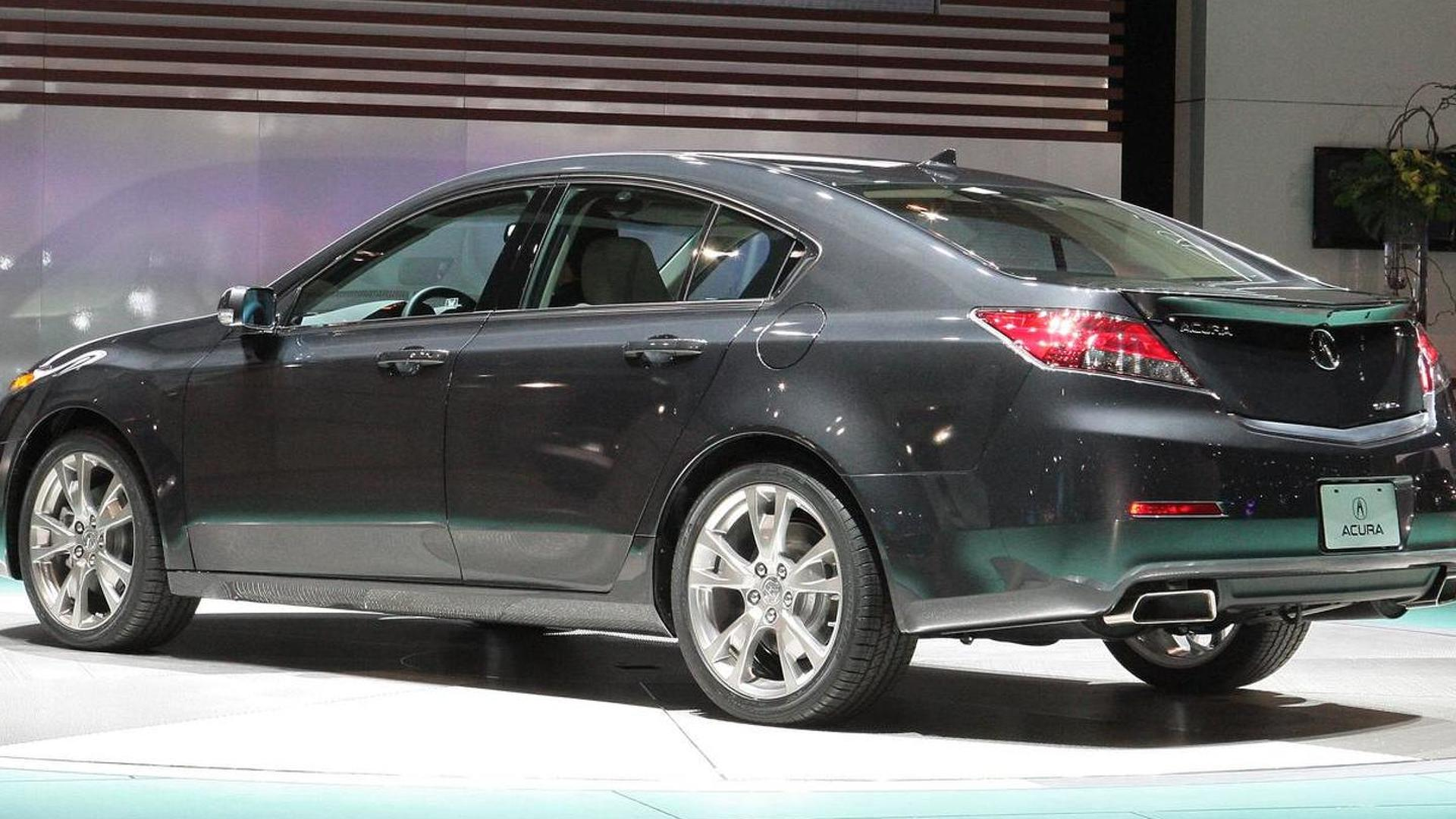 l unveiling news show acura chicago video tl at auto