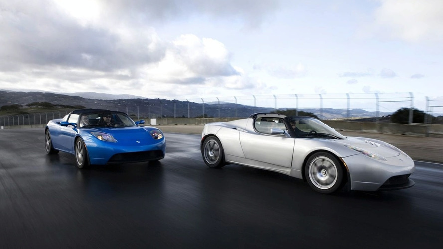 Rumors: Tesla Roadster One-Make Electric Vehicle Race Series in Discussions